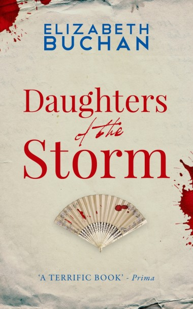 Elizabeth Buchan - Daughters of the storm