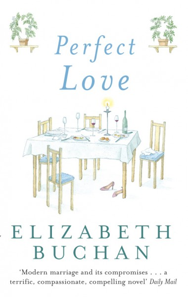 Elizabeth Buchan - Perfect Love