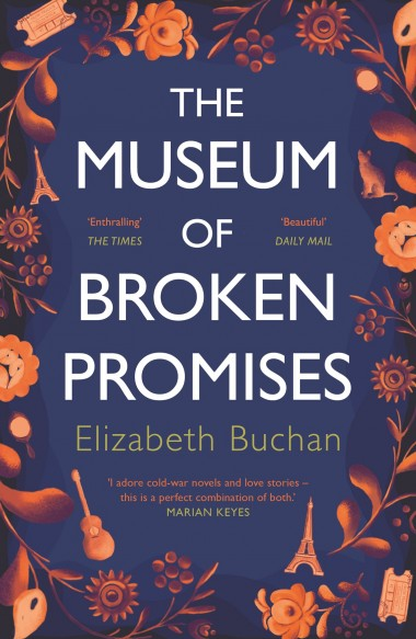 Elizabeth Buchan - The Museum of Broken Promises